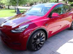 Tesla построит обновленную Model Y в Германии