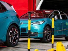 Концерн Volkswagen планирует догнать и обогнать Tesla к 2023 году