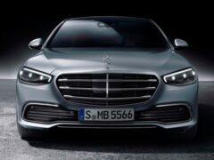 Mercedes-Benz не планирует сокращать линейку седанов