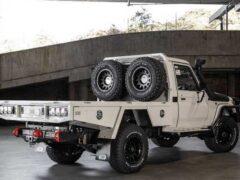 Компания Shannons Engineering презентовала Toyota Land Cruiser