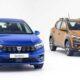 Представлены Dacia Sandero и Logan 2021 модельного года