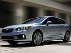 Объявлены цены на модель Subaru Impreza