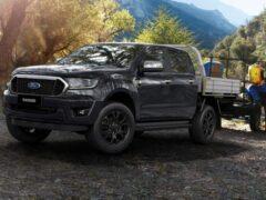 Начались продажи особого Ford Ranger 4х4 XLT с двойной кабиной