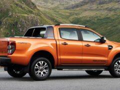 Ford Ranger возглавил рейтинг самых американских автомобилей 2020 года