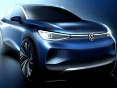 Volkswagen подтвердил разработку электрокара Volkswagen ID.1