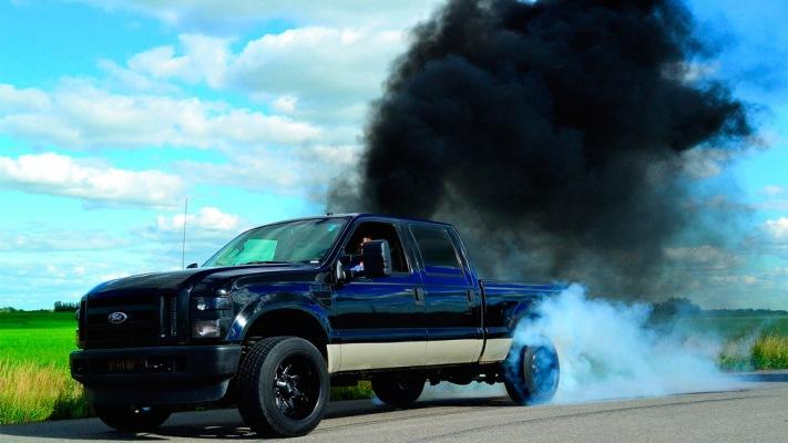 Форд, дизель