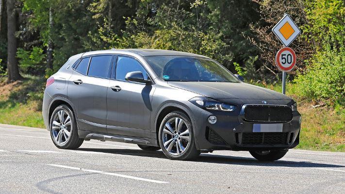 BMW X2 Facelift