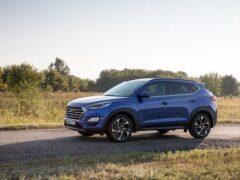 Компания Hyundai презентовала модель Tucson Rock Edition