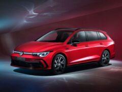 Volkswagen презентовала новые Golf Variant и Alltrack