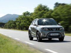 В РФ продали 2,5-тысячный Suzuki с турбомотором Boosterjet