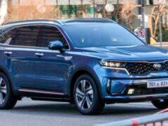 Новый Kia Sorento получил в России мощный V6