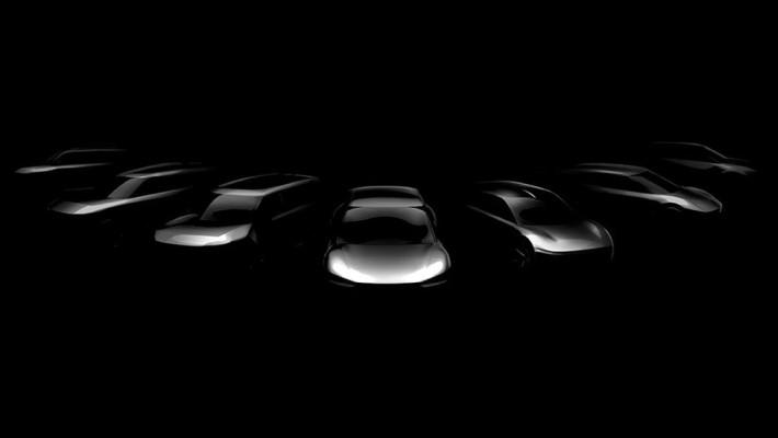 KIA, 7 моделей, тизер