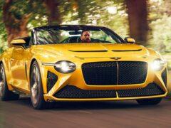 Тюнинг-ателье Mulliner готовит три особых Bentley