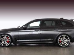 Немецкое тюнинг-ателье AC Schnitzer презентовала BMW 5