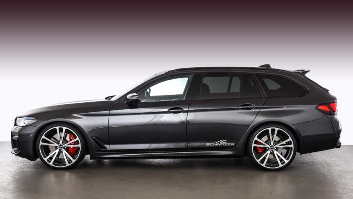 BMW 5 Series, тюнинг