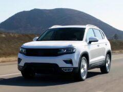 Volkswagen Taos: технические характеристики