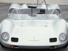 Раритетный Porsche Elva Mk 7 1963 г. в. выставлен на продажу