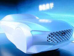 Ford показал «автомобиль будущего» в виде скульптуры