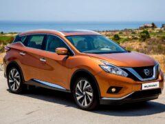 Nissan Murano за месяц подорожал дважды