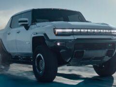 GM не собирался возрождать бренд Hummer для электропикапа
