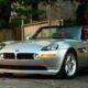 В США продают редкий родстер BMW Z8 2002 года выпуска