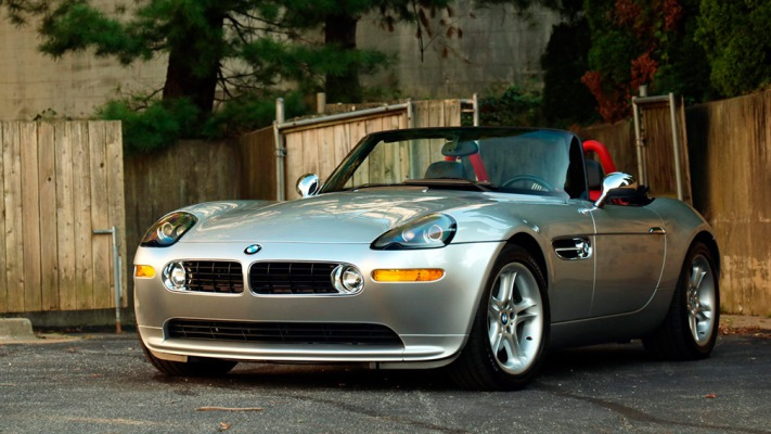 BMW Z8 2002 года