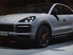Компания Porsche представила новые Cayenne GTS с восьмицилиндровыми двигателями