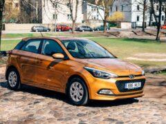 Hyundai i20 — хэтчбек новой генерации и статус «премиальной» модели