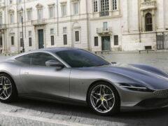 В России стартовали продажи нового спорткара Ferrari Roma