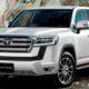 Новый Toyota Land Cruiser получит версию GR
