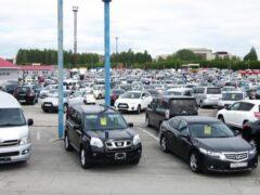 В России с начала года перепродано более 1 млн японских авто