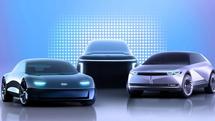 Hyundai, электрокары