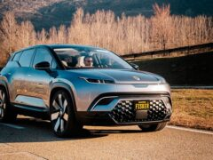 Fisker обещает представить серийный электромобиль Ocean в мае будущего года