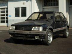 Peugeot будет реставрировать и продавать свои классические модели