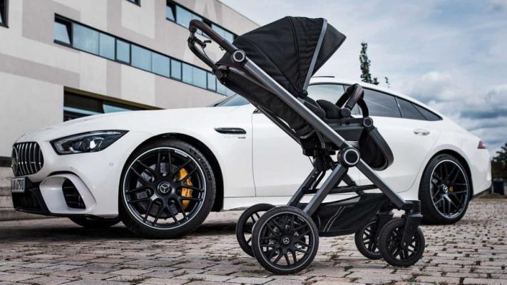 Mercedes-AMG, детские коляски Super Sports