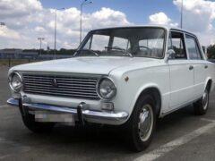 Идеальный ВАЗ-2101 за 2,16 млн рублей выставили на продажу