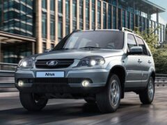 Названы лучшие альтернативы российской LADA Niva