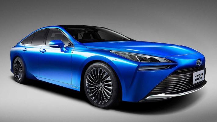 Toyota Mirai, новый, концепт-кар
