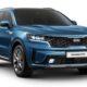 Kia задерживает поставку дизельных Kia Sorento в Россию