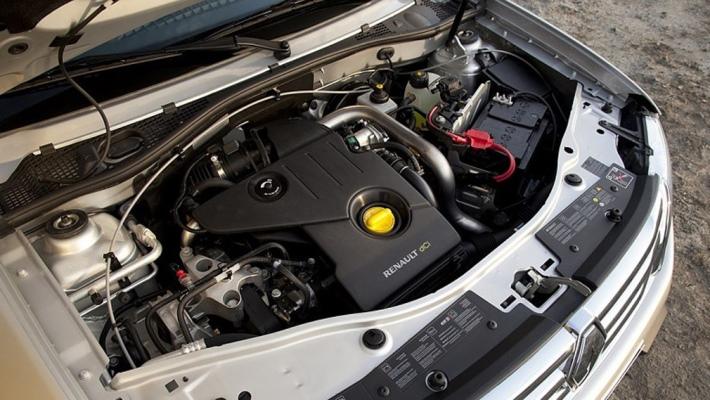Renault, дизельный двигатель