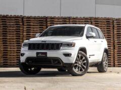 В Сети опубликованы ренедры нового Jeep Grand Cherokee