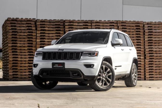 Jeep Grand Cherokee, новый, рендер