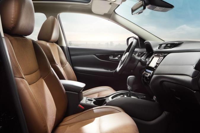Салон Nissan Qashqai 2020 модельного года