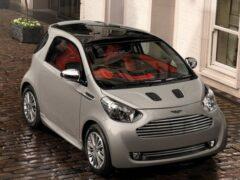 Компания Aston Martin предлагает редкую модель Cygnet
