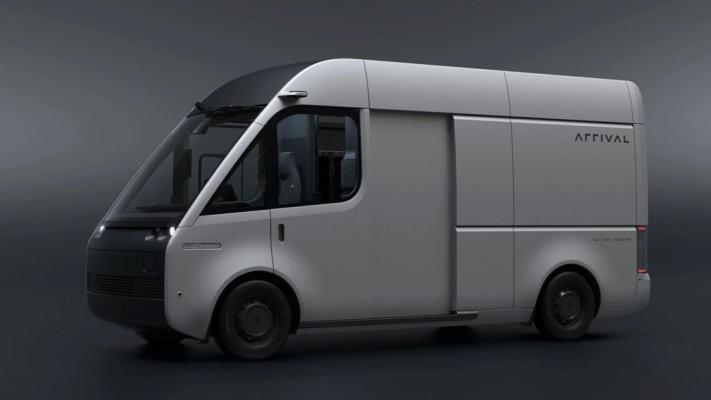 Arrival Beta, прототип электрического фургона
