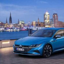 Volkswagen объявил цены на новый Arteon