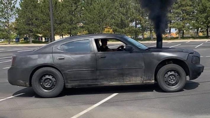 Dodge Charger, 5,9-литровый дизель