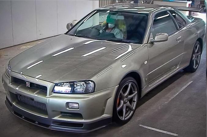 Nissan Skyline GT-R M-Spec Nür