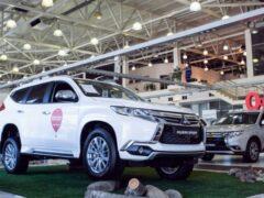 Mitsubishi Pajero Sport в сентябре показал впечатляющий рост продаж