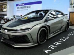 Chery на автосалоне в Пекине представил Arrizo Star
